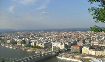 Budapeszt i Praga
