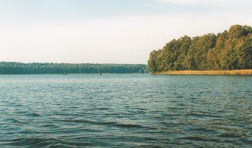 Jezioro Paklicko Wielkie