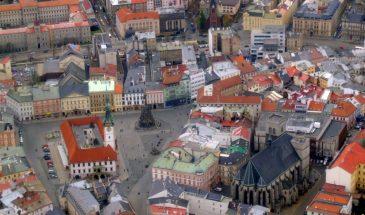 Olomouc letecky