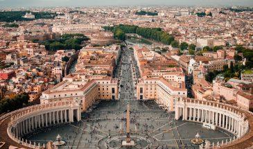 Watykan - panorama