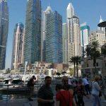 Dubai – drapacze chmur