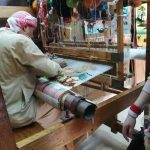Dubai – zakład tkacki