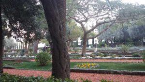 Hajfa – ogrody Bahajów