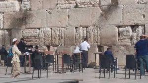 Jeruzalem – Ściana Płaczu
