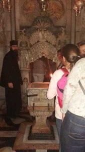Jeruzalem – Wejście do Grobu