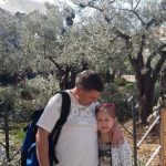 Jeruzalem – ogród oliwny
