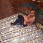 MSC Fantasia – schody Swarovskiego