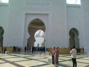 Abu Dhabi – Meczet